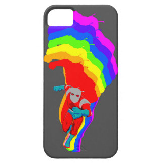 Ant-Man's Colourful Transformation iPhone 5 Cover