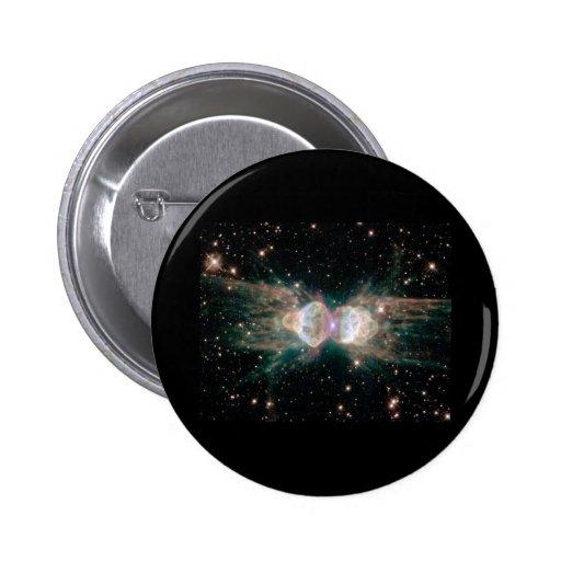 Ant Nebula 6 Cm Round Badge