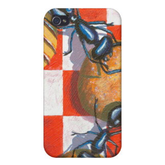 Ant Picnic Case For iPhone 4