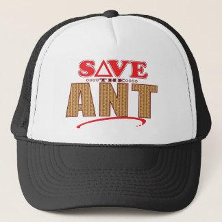 Ant Save Trucker Hat