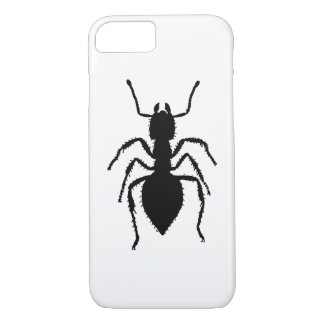 Ant Silhouette iPhone 7 Case
