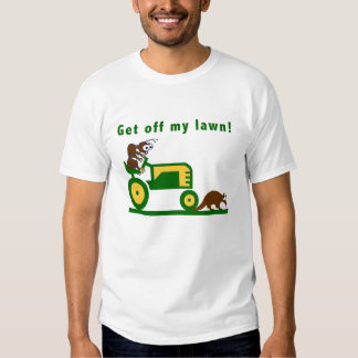 ant tractor t-shirts