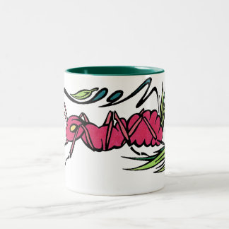 Ant Two-Tone Coffee Mug