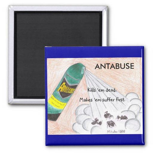 ANTABUSE magnet