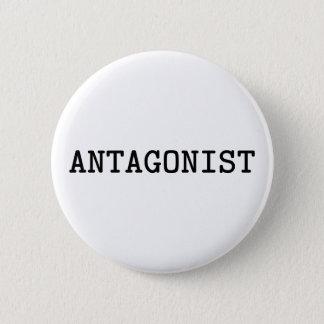 Antagonist 6 Cm Round Badge