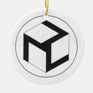 Antahkarana: Female Christmas Ornament