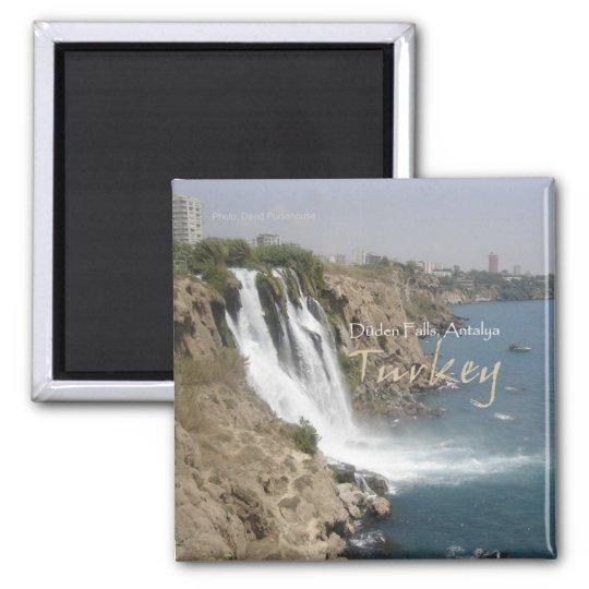 Antalya Turkey Travel Souvenir Fridge Magnet