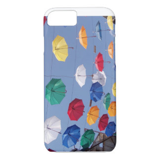 Antalya  Turkey umbrellas iPhone 7 Case