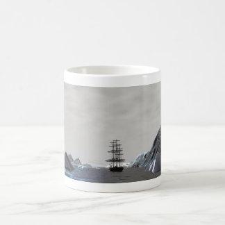 Antarctic Explorer Basic White Mug