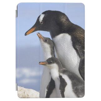 Antarctic Peninsula, Neko Harbour, Gentoo iPad Air Cover