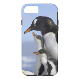 Antarctic Peninsula, Neko Harbour, Gentoo iPhone 8/7 Case
