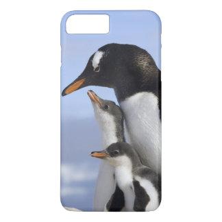 Antarctic Peninsula, Neko Harbour, Gentoo iPhone 8 Plus/7 Plus Case