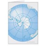 Antarctica 2 greeting card