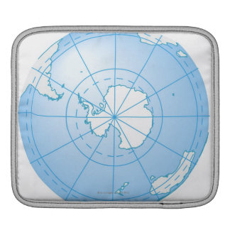Antarctica 2 iPad sleeve