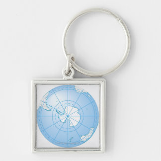 Antarctica 2 key ring