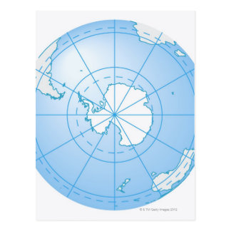 Antarctica 2 postcard