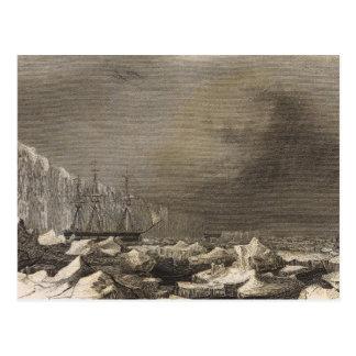 Antarctica 3 postcard