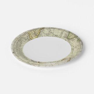 Antarctica 4 7 inch paper plate
