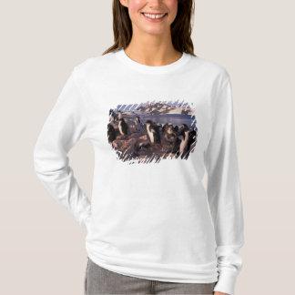 Antarctica, Adelie penguin chicks T-Shirt