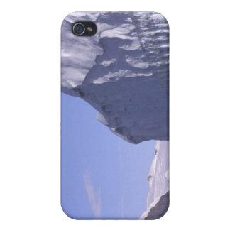 Antarctica, Antarctic Peninsula. Zodiak and Case For The iPhone 4