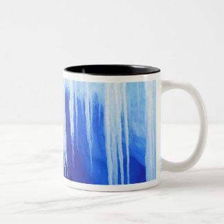 Antarctica, Australian Antarctic Territory. 2 Two-Tone Coffee Mug