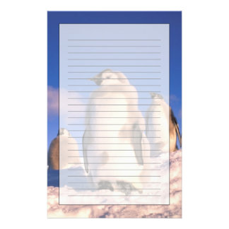 Antarctica, Australian Antarctic Territory, 6 Stationery