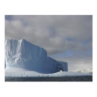 Antarctica, Bransfield Strait, Afternoon sun 2 Postcard