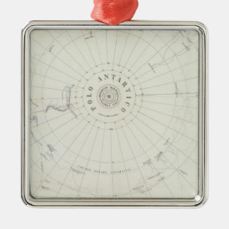 Antarctica Christmas Ornament
