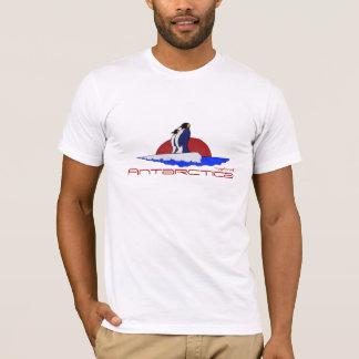Antarctica cool t-shirt design