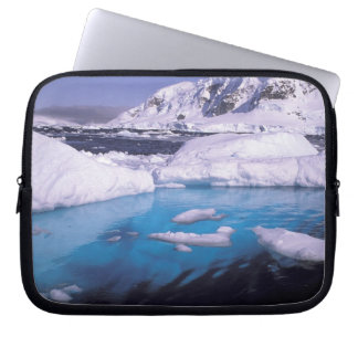 Antarctica. Expedition through icescapes 2 Laptop Sleeve