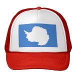 Antarctica Flag Hats