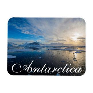 Antarctica. Near Adelaide Island. The Gullet 2 Magnet
