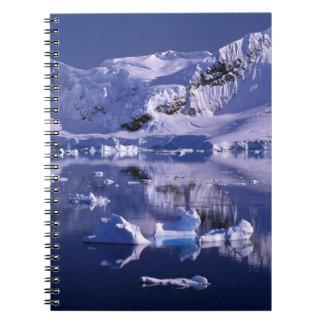 Antarctica, Paradise Bay Notebook