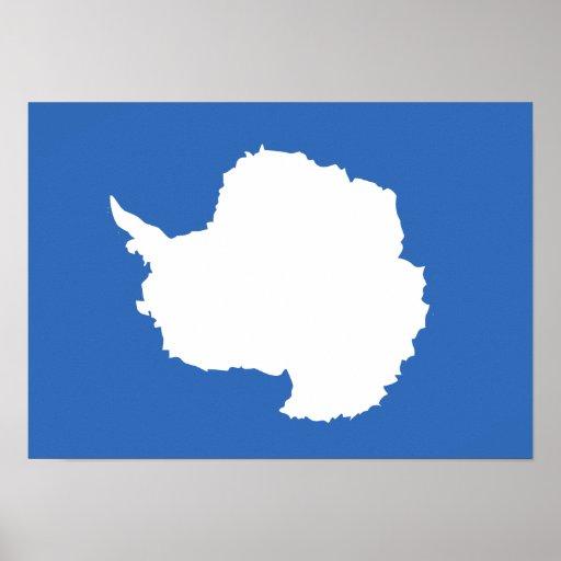 Antarctica Print