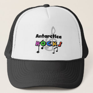 Antarctica Rocks Trucker Hat