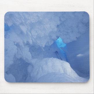 Antarctica, Ross Island, Cape Evans, Snow cave Mouse Mat