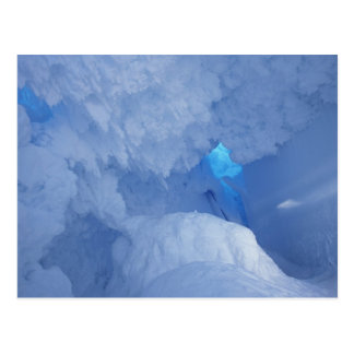 Antarctica, Ross Island, Cape Evans, Snow cave Post Cards