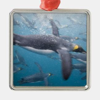 Antarctica, South Georgia Island UK), 3 Christmas Ornament