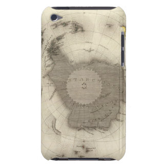 Antarctica, Southern Hemisphere Barely There iPod Case