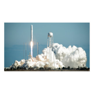 Antares Rocket Launch Pack Of Standard Business Cards