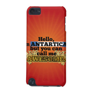 Antartican but call me Awesome iPod Touch 5G Cover