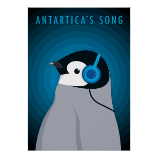 Antartica's Song Poster