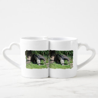 anteater-13 couples' coffee mug set