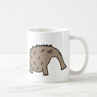 Anteater Basic White Mug