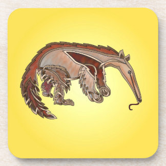 Anteater Beverage Coasters