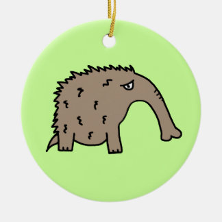 Anteater Christmas Ornament