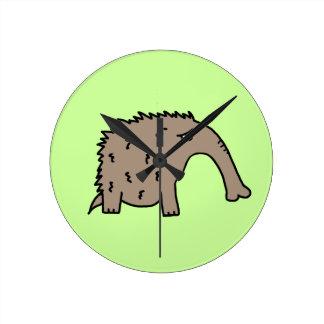 Anteater Wallclocks