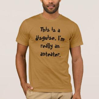 Anteater costume T-Shirt