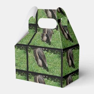 Anteater Wedding Favor Boxes