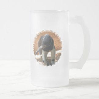 Anteater Frosted Beer Mug